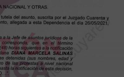 Cuestión Pública comparte la lista de los 1.106 capturados por la Policía en el país durante el paro Nacional