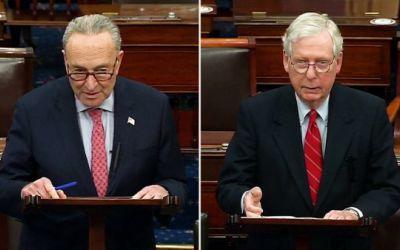 Legisladores de EE. UU. llegan a un acuerdo sobre un proyecto de ley para un paquete de estímulo de 900 mil millones de dólares con prestaciones por desempleo y pagos directos reducidos