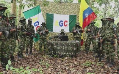 La Serranía del Abibe y el Nudo del Paramillo: la república independiente de las AGC