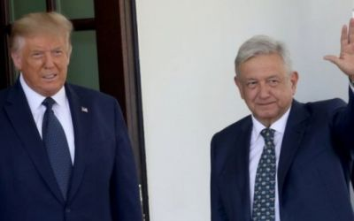 AMLO en Washington: la ambigua relación de los presidentes de México y EE.UU. y qué dice de ellos su primer encuentro en la Casa Blanca