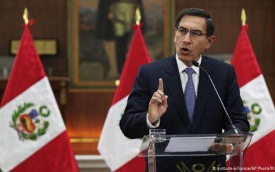 """Presidente de Perú: """"no voy a renunciar. Yo no me corro"""""""