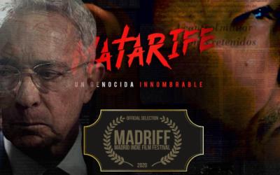 Serie digital 'Matarife: un genocida innombrable' nominada en el Festival Indie de Cine de Madrid en la categoría 'Largometraje documental'