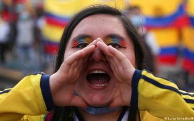 Manifestaciones en Chile y Colombia: similitudes y diferencias