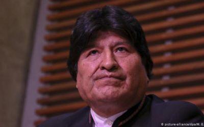 ¿Adónde va Bolivia con Evo Morales acusado de terrorismo?