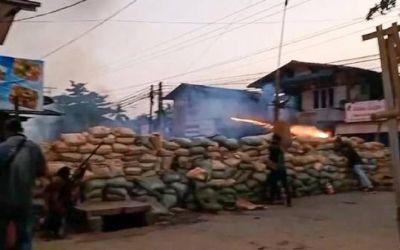 Ejército birmano y rebeldes kachin se enfrentan en el norte del país