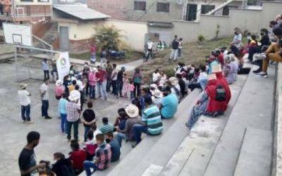 Crisis humanitaria en Ituango requieren intervención de la ONU