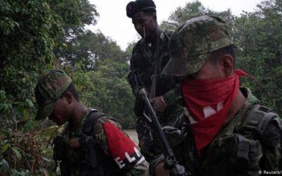 Fuerzas militares de Colombia abaten a líder del ELN