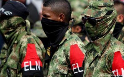 ELN reconoce que participó en protestas violentas contra brutalidad policial