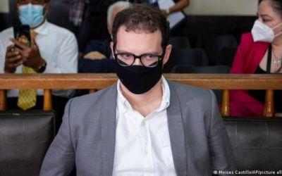 Guatemala ordena extradición a Estados Unidos de Luis Martinelli