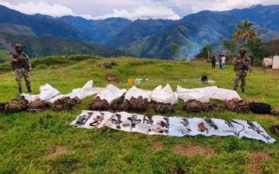 Siete presuntos miembros de las AGC murieron en combates con el Ejército en Ituango, Antioquia