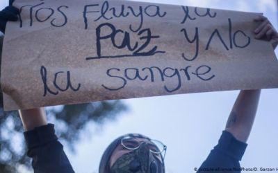 Colombia: denuncian asesinato de Yolanda Zabala Mazo