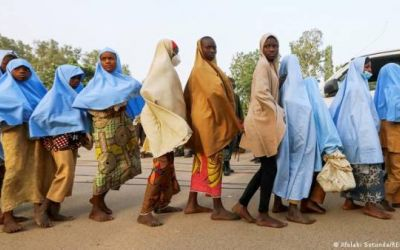 Gobierno de Nigeria confirma secuestro de 136 niños
