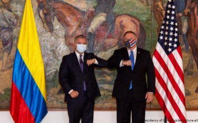 """Duque pide actuar contra Maduro por """"crímenes de lesa humanidad"""""""