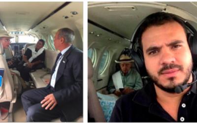 Piloto desaparecido en Guatemala con cocaína del cartel de Sinaloa aportó $ 20 millones a campaña de Uribe y pertenecía a empresa en proceso de extinción por lavado