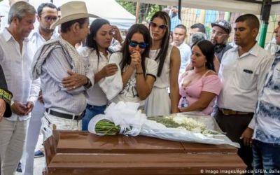 """Justicia de Paz de Colombia eleva a 6.402 el número de """"falsos positivos"""""""