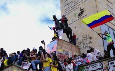 Crisis social en Colombia: la desigualdad social mina la democracia