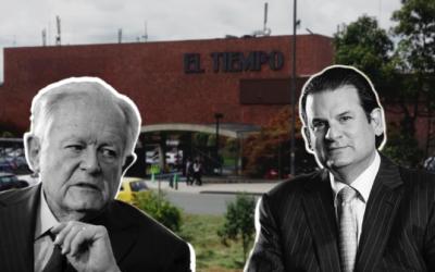 Sarmiento Angulo descapitalizó en más de 92 mil millones de pesos a El Tiempo para crear la inmobiliaria El Dorado S.A.
