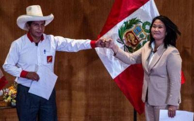 """Fujimori vs. Castillo: qué es el """"terruqueo"""" y por qué influye en las campañas electorales en Perú"""