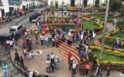 Ituango sufre la guerra, el abandono estatal y la presencia de ilegales armados