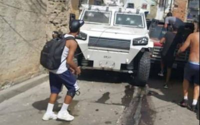 Caracas: desplazamientos por enfrentamientos con bandas criminales