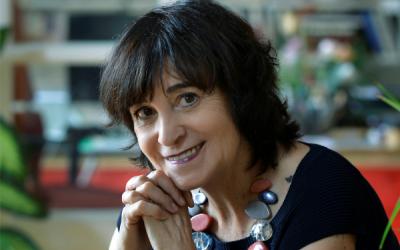 """Rosa Montero: """"La alegría no tiene nada que ver con la felicidad"""""""