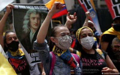 Colombia: suspenden diálogo entre el Comité del Paro y el Gobierno