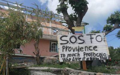 Una tormenta burocrática angustia a Providencia
