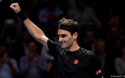 """Roger Federer al personal médico: """"Ustedes son los héroes"""""""
