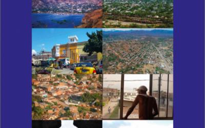 CIUDAD, SOSTENIBILIDAD Y POSCONFLICTO EN COLOMBIA: Santa Marta, Cúcuta, Cali, Barranquilla