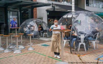 Bogotá extrema medidas contra coronavirus