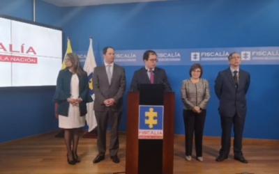 Fiscal Gabriel Ramón Jaimes, quien tendrá a su cargo la investigación de Álvaro Uribe Vélez, es muy cercano a Alejandro Ordoñez