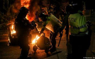 Siete muertos y siete heridos por incendio en pesebre en Colombia