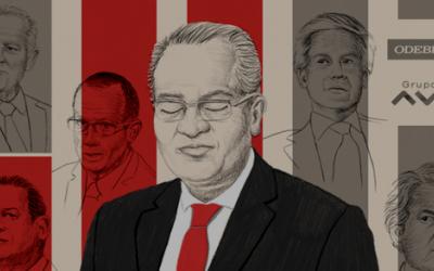 Los vínculos de Fernando Carrillo y su hermano con protagonistas del caso Odebrecht