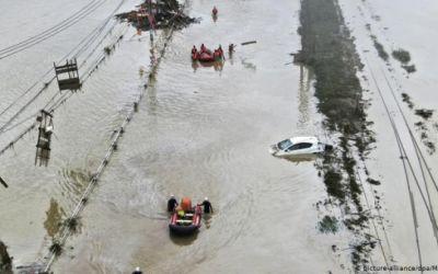 Inundaciones causan decenas de muertos y desaparecidos en Japón