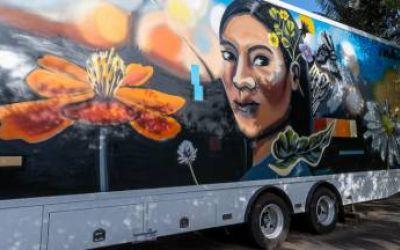 Escenario Móvil: la fuerza de la mujer y el arte en movimiento