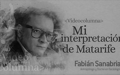 """""""Mi Interpretación de Matarife"""""""