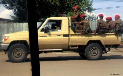Casi 240 muertos en Etiopía en una semana de enfrentamientos