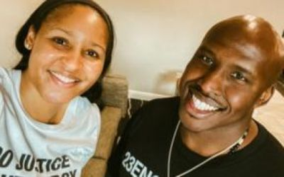 Maya Moore, la estrella de baloncesto que renunció a su exitosa carrera para ayudar a liberar a un hombre injustamente condenado
