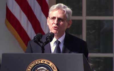 Joe Biden designa a Merrick Garland como fiscal general