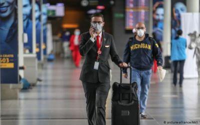 Colombia reanuda vuelos internacionales con plan piloto