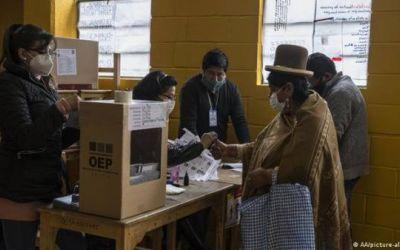 Elecciones en Bolivia: MAS pierde 4 departamentos, según conteo preliminar