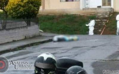 Suben a 16 los cadáveres hallados entre bolsas en Bello, Antioquia.