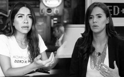 ¿Un activismo mercenario?: María Fernanda Carrascal y Catherine Juvinao