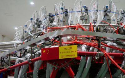 """Energía nuclear: cómo es el poderoso """"sol artificial"""" con el que China busca generar energía limpia a partir de la fusión"""