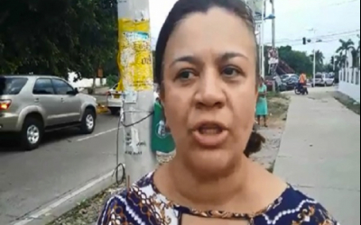 Hermana del narcotraficante Ñeñe Hernández se declara en bancarrota