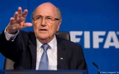 El expresidente de la FIFA Sepp Blatter, hospitalizado en estado grave
