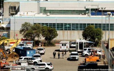 Hombre perpetra tiroteo en California y mata a ocho personas