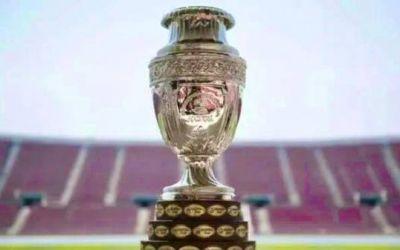 NO a la Copa América en Colombia