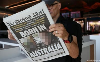 Unos 100 periódicos de Australia cierran ediciones impresas
