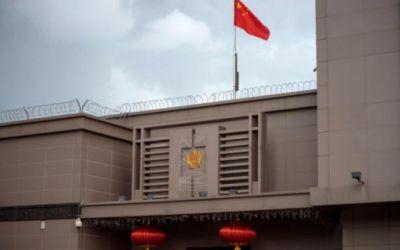 """Consulado chino en Houston: la orden de EE.UU. de cerrar la oficina diplomática de China que Pekín califica como """"una escalada sin precedentes"""""""
